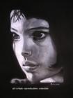 graziella gd artiste pastel portrait nathalie portman